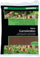 Dennerle Nano Garnelenkies Borneo braun