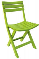 Klappstuhl Birki lemon green