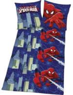 """Microfaser-Bettwäsche """"Spiderman"""""""