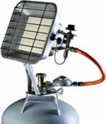 Rowi Gas-Heizstrahler GS 4600 Watt