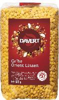 """Hülsenfrücht """"Gelbe Orient Linsen"""""""