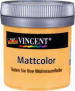 Vincent Mattcolor Papaya 75 ml