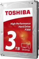 """3TB Toshiba 3.5"""" SATA3 Desktop P300 7200RPM 64 Cache, Bulk"""