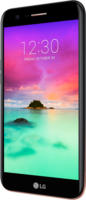 LG K10 (2017) 16 GB Schwarz 13,46 cm (5,2 Zoll) Android 7.0 13 MP NEU OVP