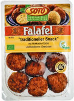 "Veganes Fingerfood ""Falafel traditionell"""