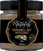 """Schokocreme """"Karamell mit Salz"""""""