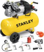 Stanley Druckluft-Kompressor DV2 400/10/50+KIT