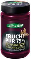 """Fruchtaufstrich """"Schwarze Johannisbeere"""""""
