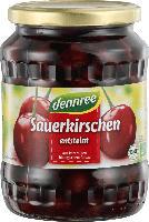 """Früchte im Glas """"Sauerkirschen entsteint"""""""