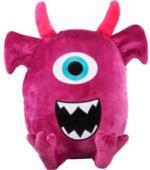 """Türstopper """"Monster"""" pink 25 cm Höhe"""