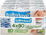 babylove Feuchttücher sensitive 4x80 Stück