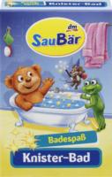 SauBär Badezusatz Knister-Bad, 3 x 5 g