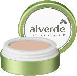 alverde NATURKOSMETIK Cream to Powder Concealer natural beige 10