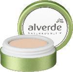 alverde NATURKOSMETIK Cream to Powder Concealer ivory 20