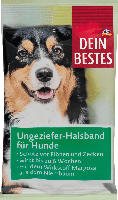 Dein Bestes Zubehör für Hunde, Ungeziefer-Halsband