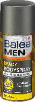 Balea MEN Bodyspray Deodorant ready!