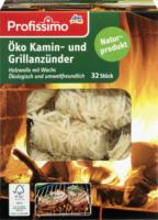 Profissimo Öko Kamin-und Grillanzünder