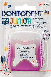 DONTODENT Zahnseide Junior