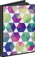 Paradies Pocket-Fotoalbum 36 Bilder, 10x15 cm, Muster