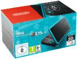 Nintendo New 3DS / 2DS Konsolen - NINTENDO New Nintendo 2DS XL (Schwarz/Türkis)
