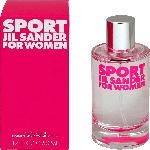 Jil Sander Eau de Toilette Sport woman