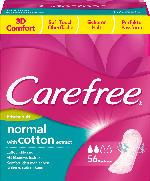 Carefree Slipeinlage Cotton Fresh