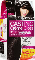 Casting Creme Gloss Coloration Schwarzbraun 200