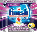 finish Spülmaschinentabs Quantum Lemon Smart Pack