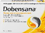 Dobensana Lutschtabletten, Honig- und Zitronengeschmack