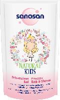 Sanosan Badezusatz Natural Kids Prinzessinen Bad