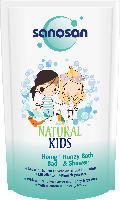 Sanosan Badezusatz Natural Kids Honig Bad