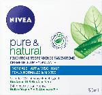 NIVEA Tagespflege Natural Balance Feuchtigkeitsspendend