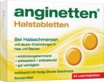 anginetten Halstabletten Honig Zitrone