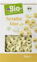 dmBio Nudeln, Tortellini gefüllt mit Käse