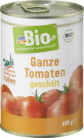 dmBio Ganze Tomaten geschält