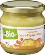 dmBio Streichcreme Curry-Papaya-Mango