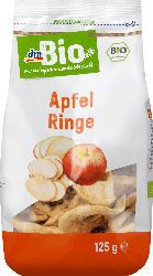 dmBio Trockenobst Apfel-Ringe