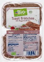 dmBio Toast Brötchen