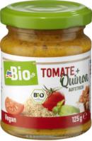 dmBio Aufstrich Tomate-Quinoa