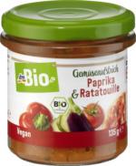 dmBio Gemüseaufstrich Paprika-Ratatouille
