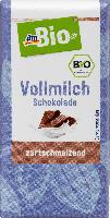 dmBio Vollmilch Schokolade