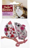 Dein Bestes Zubehör für Katzen, Bunte Spielmäuse