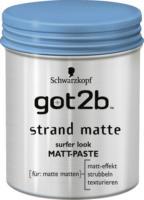 got2b Matt-Paste strand matte