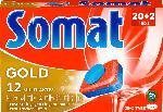 Somat Spülmaschinentabs 12 Gold