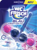WC-Frisch Kraft-Aktiv Blauspüler Blüten-Frische