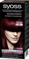 Syoss Coloration 4-22 Leuchtendes Rot-Violett
