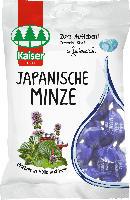 Kaiser Bonbon, Japanische Minze, weich gefüllt