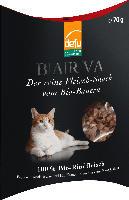 Defu Snack für Katzen, BARVA Bio-Rindfleisch