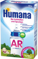 Humana Anti-Reflux Spezialnahrung von Geburt an