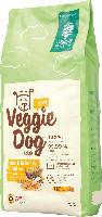 Green Petfood Trockenfutter für Hunde, light, VeggieDog, mit Dinkel & Lupine